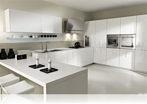 contemporary kitchen ideas 2014 great modern white kitchen designs 54 with additional home office desk ideas with modern white