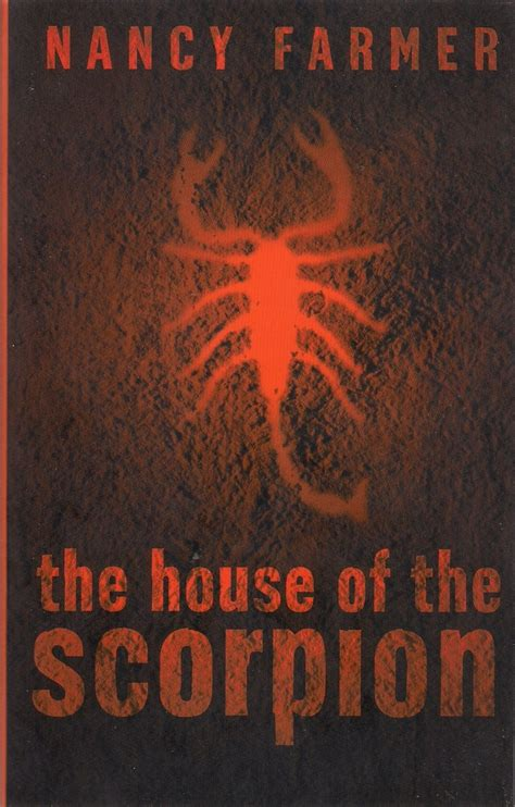 house of the scorpion the house of the scorpion great book for literature circle for middle school