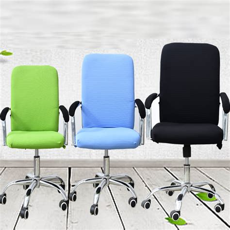 elastic office chair seat cover office computer chair covers chair cover armrest seat