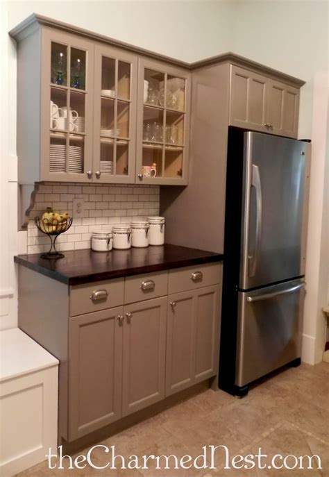 painted cabinet 25 best collection of chalk painted kitchen cabinets