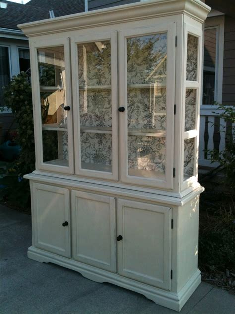 China Kitchen Cabinets China Cabinet Painted Ascp Ochre Furniture Pinterest