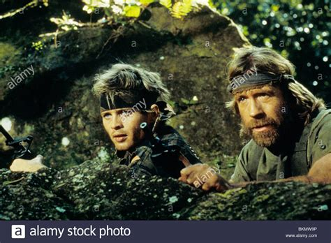 Missing In Action 1984 Missing In Action 1984 Chuck Norris Mian 009 Stock Photo Royalty Free Image 29347746 Alamy