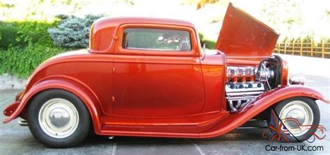 Handmade Cars Uk - 32ford coupe show car hemi pro touring rod custom car