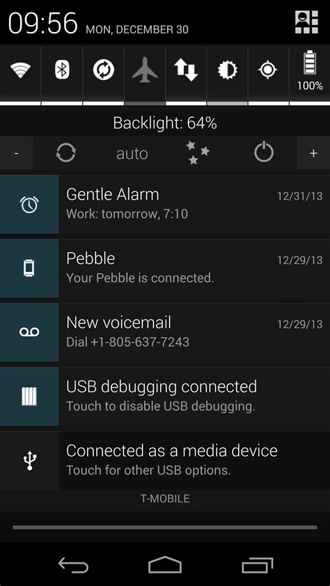 android voicemail notification nexus 5 how can i disable voicemail notifications android enthusiasts stack exchange