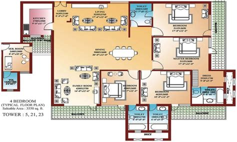 small four bedroom house plans unique 4 bedroom home blueprints small 4 bedroom house plans small house plans download