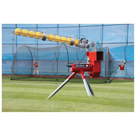 backyard pitching machine fantastic backyard batting cages design home gallery