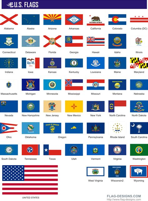 number of states in usa history state flags 50 u s flags vector clipart vector