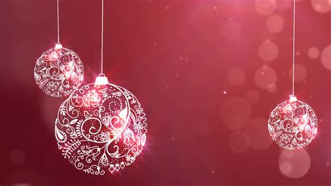 christmas ornament background motion background videoblocks
