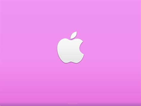 apple inc powerpoint template black and white wallpapers pink apple logo wallpaper