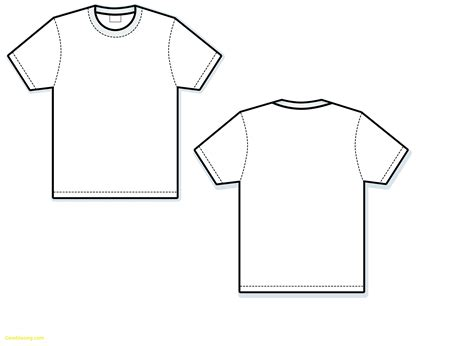 Luxury T Shirt Vector Template Best Templates Free Clip Templates