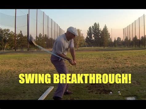 my swing evolution my swing evolution swing breakthrough youtube
