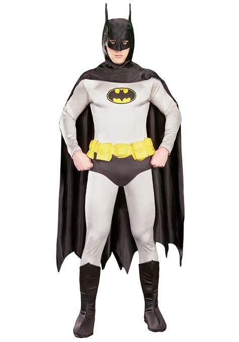 mens authentic batman costume collectors edition batman