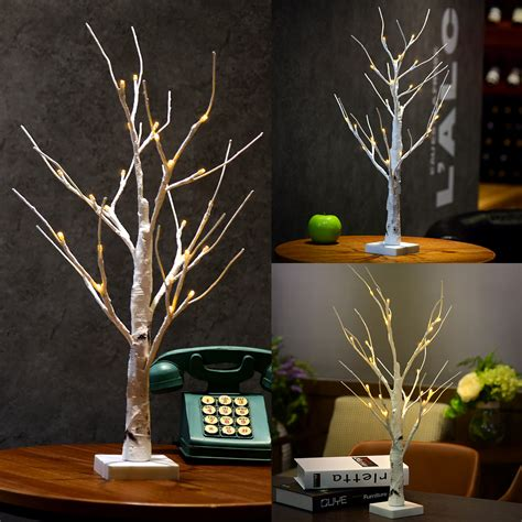 outdoor light up christmas tree 24leds light up twig tree christmas outdoor decorative