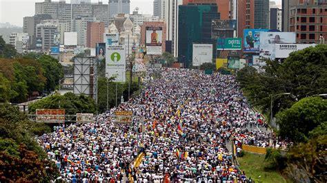 imagenes sarcasticas de venezuela mother of all marches turns violent in venezuela