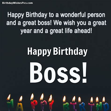 imagenes happy birthday boss best ever birthday wishes for boss with images