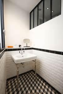 salle de bain retro atelier joseph carreaux de ciment