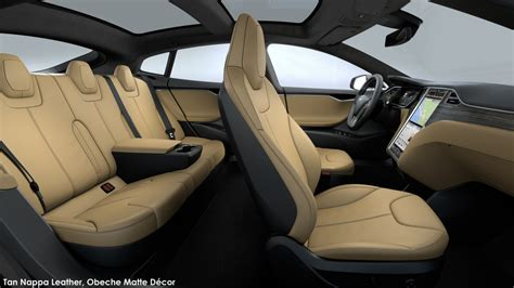 Tesla Model S Seating Tesla Model S Finally Gets Rear Seat Console With Storage