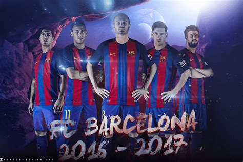 barcelona wallpaper 2017 fc barcelona 2017 wallpapers wallpaper cave