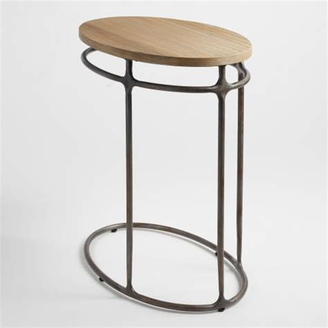 world market c table 10 best c tables for your living room 2018 c shaped end