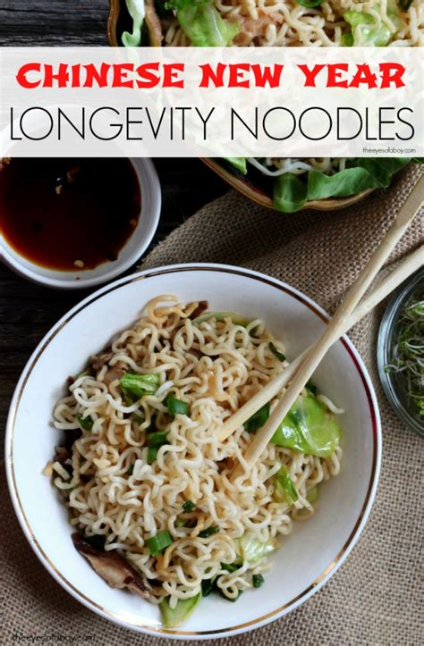 noodles for new year new year food longevity noodles recipe the