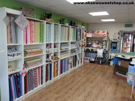 Patchwork Shop Uk - oh sew sweet shop patchwork and quilting service in