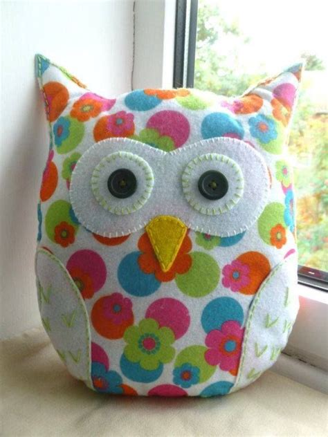 Handmade Felt Craft Patterns - 2801 best images about owl you need is on