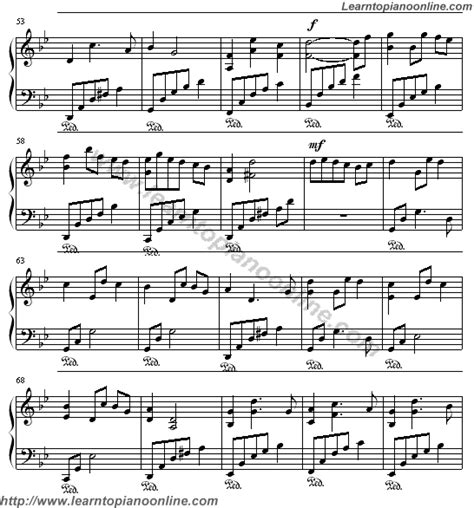 secret piano chords secret garden dreamcatcher 4 free piano sheet