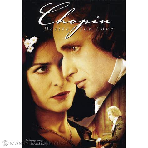 chopin biography movie chopin desire for love pragnienie milosci dvd romances