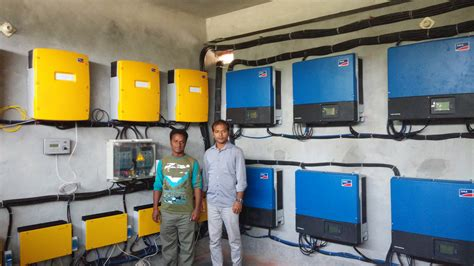 solar room electrifying grid area in bangladesh with green energy and smart technology the sma