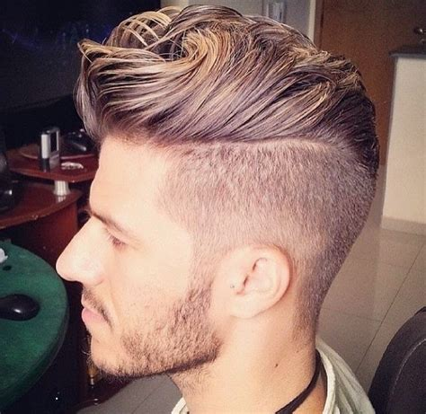 faded colour hairstyles top 30 taper fade mens haircut styles