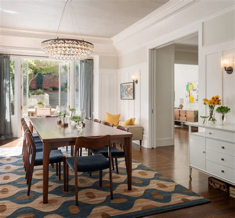 transitional dining rooms washington 1 transitional dining room san francisco by sutro architects