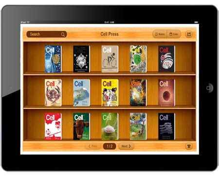 build and embed bookcase to webpage view on mobile