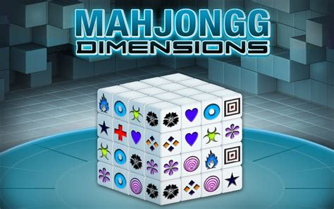 Pch Mahjongg Dark Dimensions - mahjongg dimensions