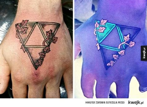 triforce hand tattoo triforce simple and uv triangle golfian