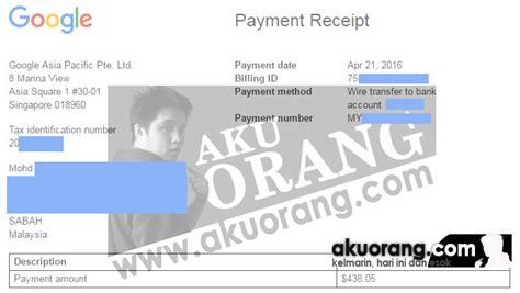 adsense malaysia bayaran adsense untuk bulan mac 2016 usd 438 05