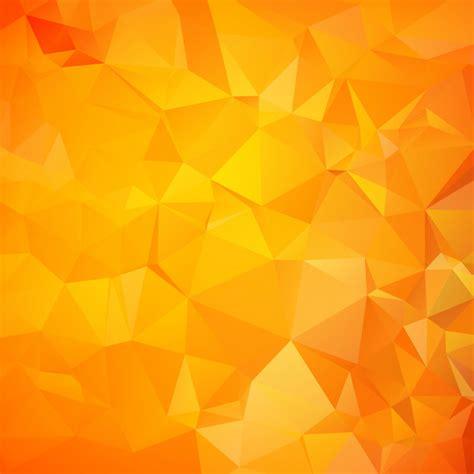 orange pattern vector orange triangle geometric pattern vector free download