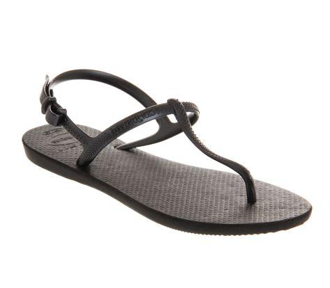 havaianas freedom sandal womens havaianas freedom black sandals ebay