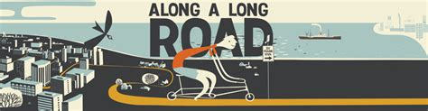 along roads i jing of a books i along a road melanie biehle visual