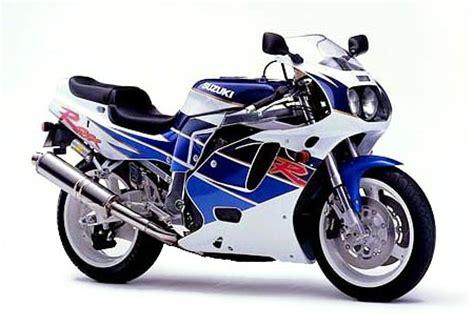 1992 Suzuki Gsxr 750 Suzuki Gsx R 750 1988 1995