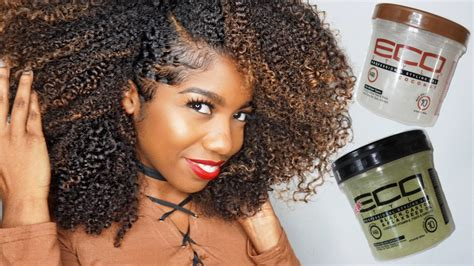styling gel que significa part 2 how i lay my edges review of eco styler black