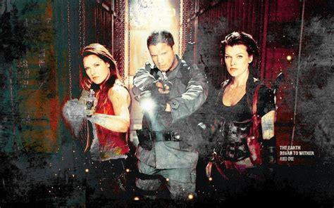 misteri film resident evil resident evil 4 movie wallpapers wallpaper cave
