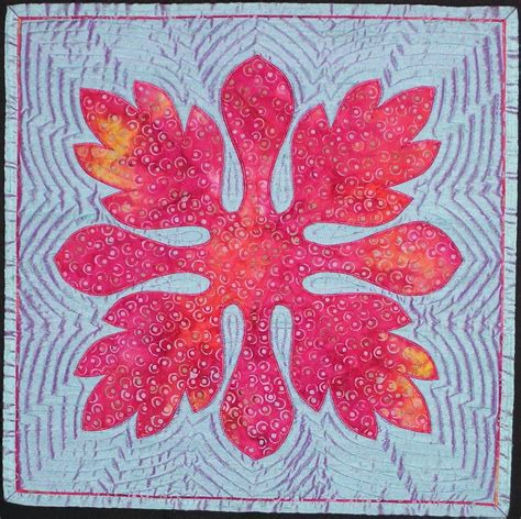 free pattern hawaiian quilt the farmer s granddaughter hawaiian applique