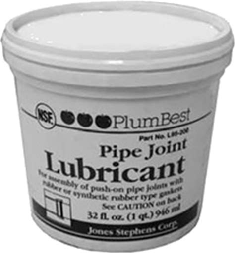 Butter Plumbing Reviews by L95 200 1 Qt Quot Duck Butter Quot Pipe Lubricant Phwarehouse