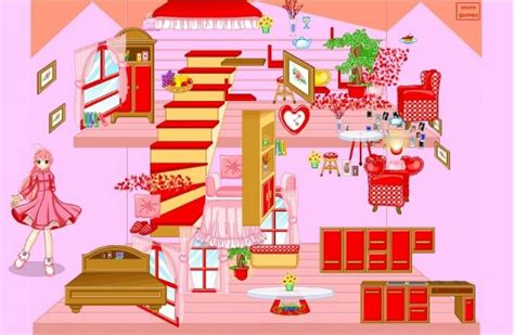 barbie home decoration game barbie house decoration freegamearchive com