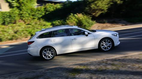 mazda 6 atenza diesel wagon review caradvice