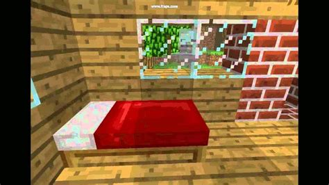 how to make a bed minecraft minecraft how to make a bed