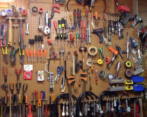 organization tools the basics of tool organization systems part 1 pegboard