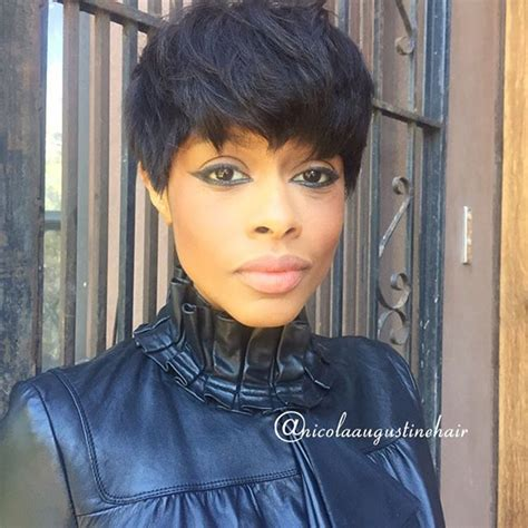iages of african american red pixie cut styles 20 cute pixie cuts short hairstyles for oval faces