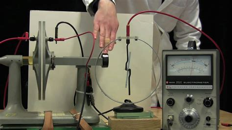 capacitor in dielectric mit physics demo adjustable capacitor with dielectric