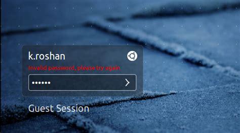resetting ubuntu login password how to quickly reset forgotten ubuntu password